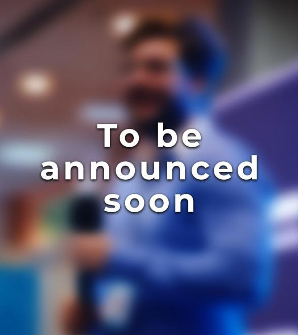 To be announced soon